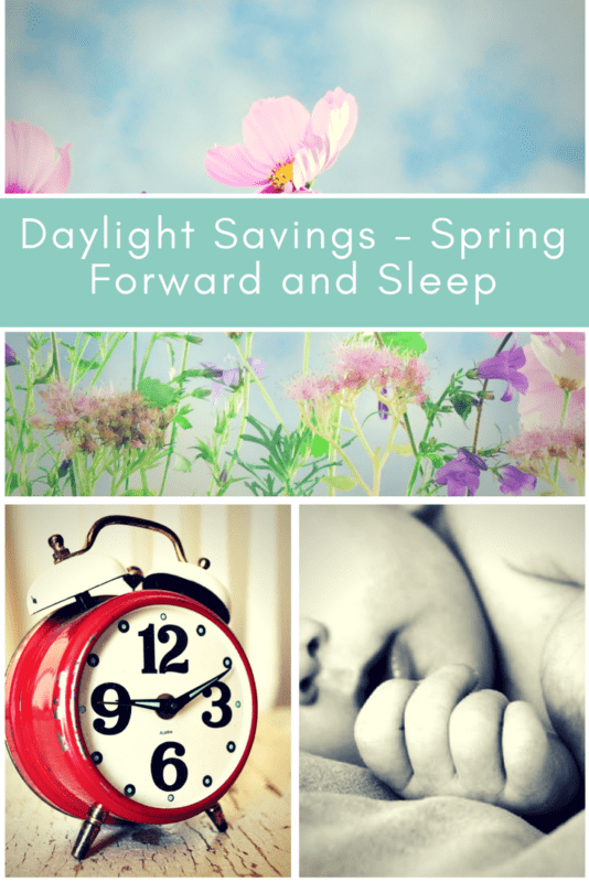 Daylight Savings Sleep