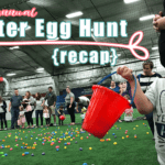 Second Annual Easter Egg Hunt {recap}