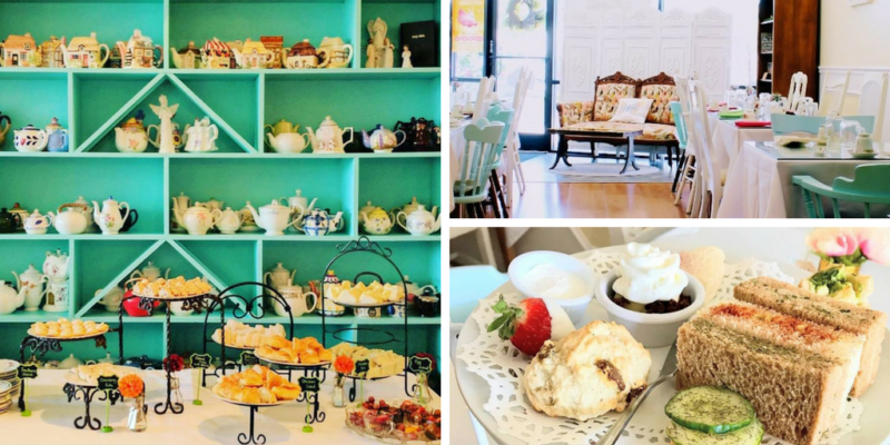 Lemon Lily Tea Rooms in Orlando Morgan Hugoboom