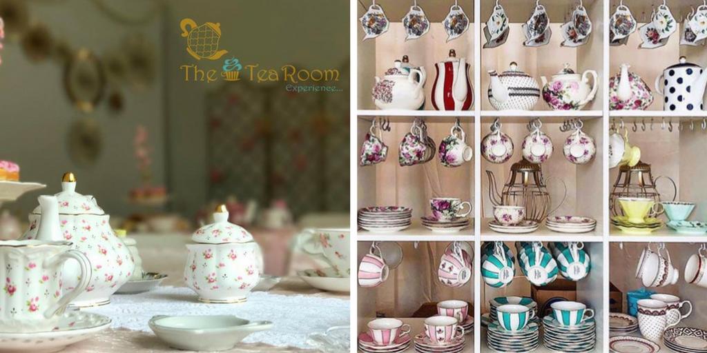 Tea Rooms in Orlando Tea room experience morgan hugoboom