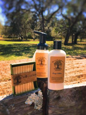 orlando moms blog mother's day gift olive drab farm bath and body