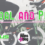 Raise a Rukus with Pedal and Peel :: OMB Event!