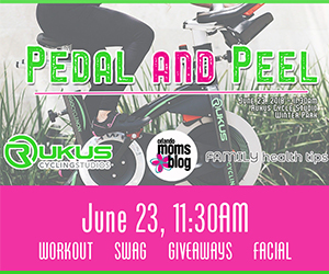 Raise a Rukus with Pedal and Peel