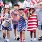 Four 4th of July Favorites for Kiddos 4 and under!