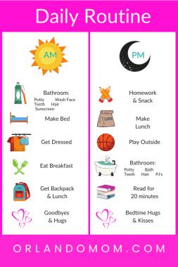 first day ready checklist