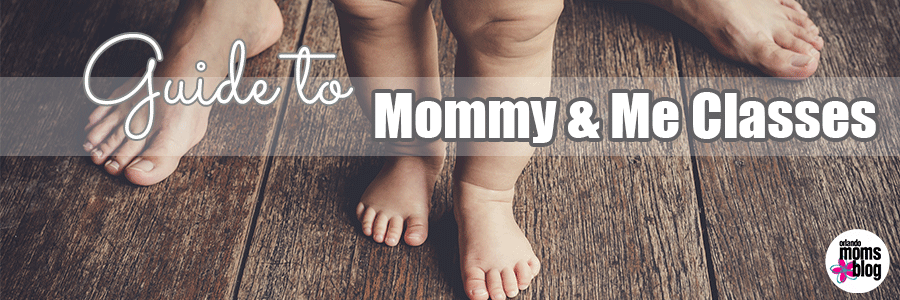 Guide to Mommy and Me Classes