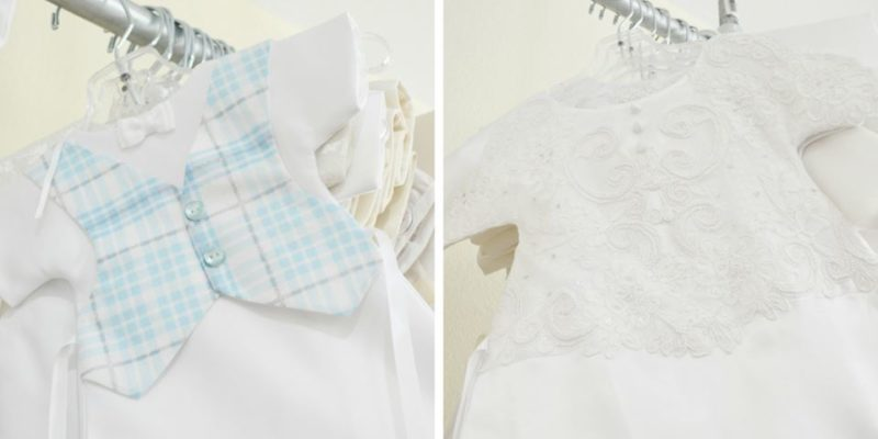 Turning Wedding Dresses Into Angel Gowns for Lost Babies