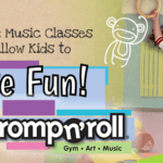Have Fun. Learn More. Make Friends AT Romp n' Roll!