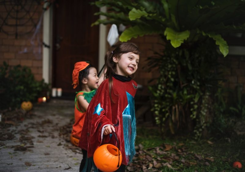 Halloween for the Allergy Parent