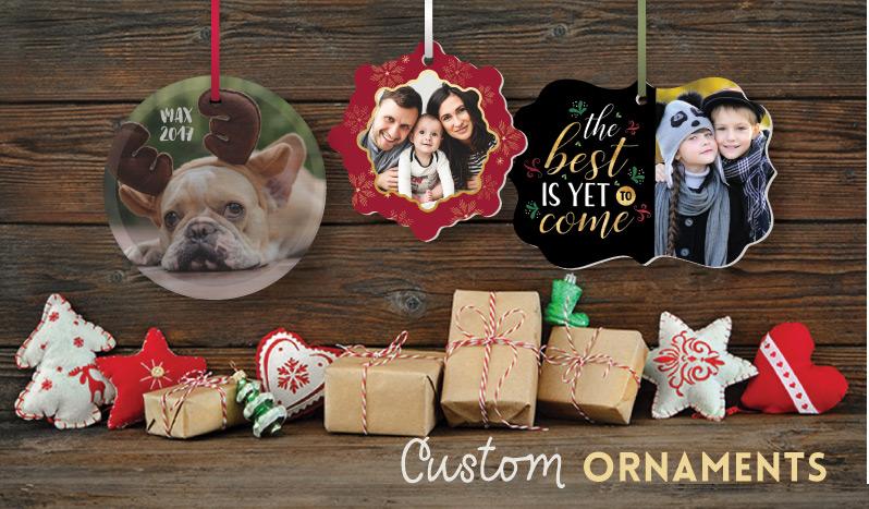 Five Custom Printed Holiday Gift Ideas