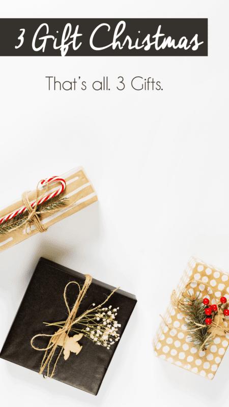 3 Gift Christmas