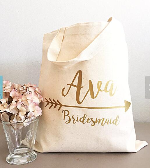 Wedding Gift Bag Ideas: 7 Printed Tote Bag Gift Ideas