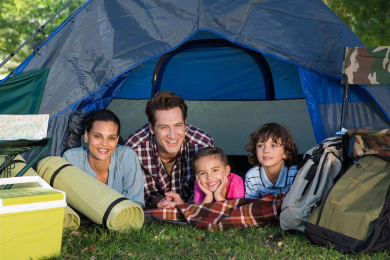Ways A Camping Trip Promotes Family Bonding