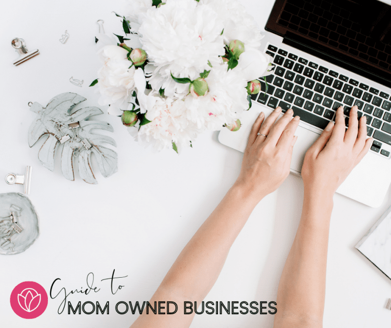 mom owned business guide