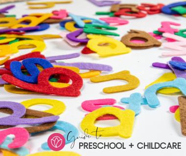 Guide to Preschool & Childcare