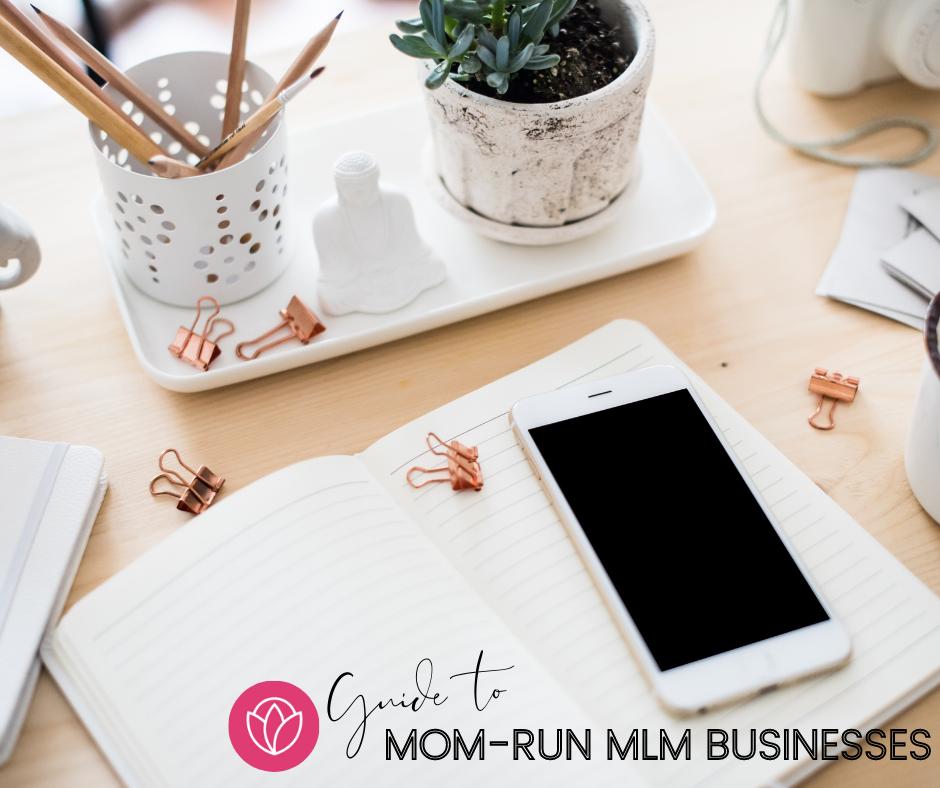 mom-tun mlm business guide