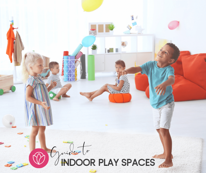 guide to indoor play spaces