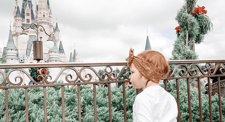 Top Five Must-Dos with a Toddler at Disney World