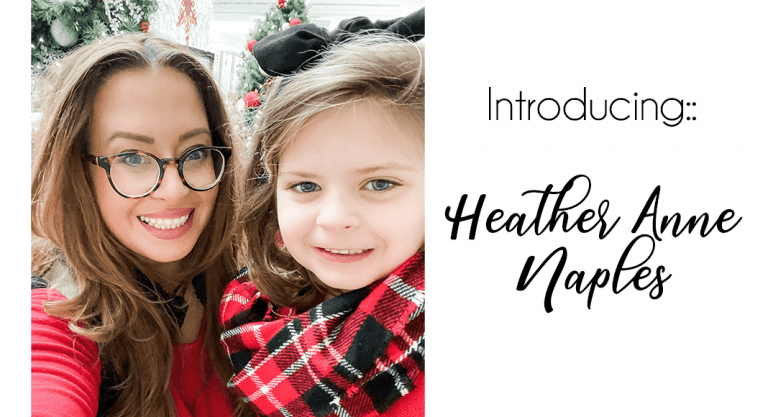{Orlando Mom Collective is Growing} Meet Heather Anne Naples
