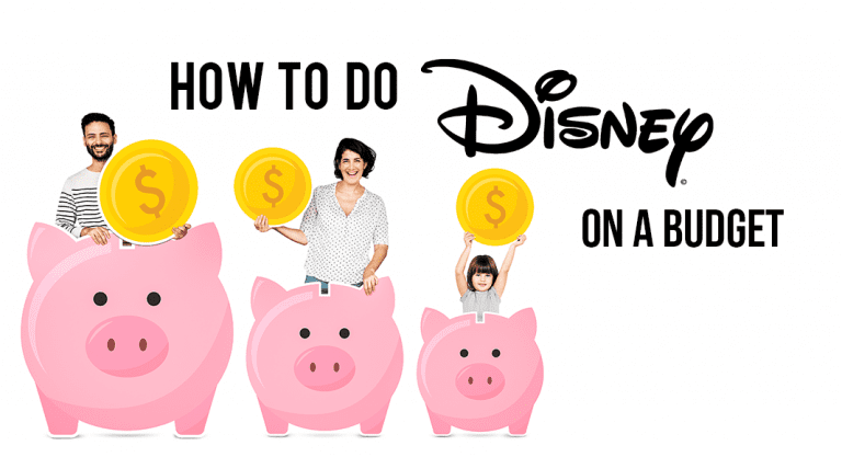 How To Do Disney on a Budget