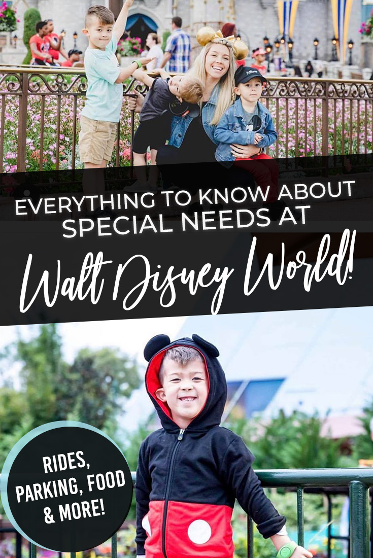 Special Needs at Disney World