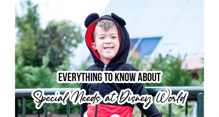 Everything to Know about Special Needs at Disney World