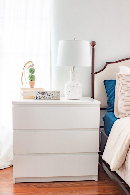 white ikea malm dresser