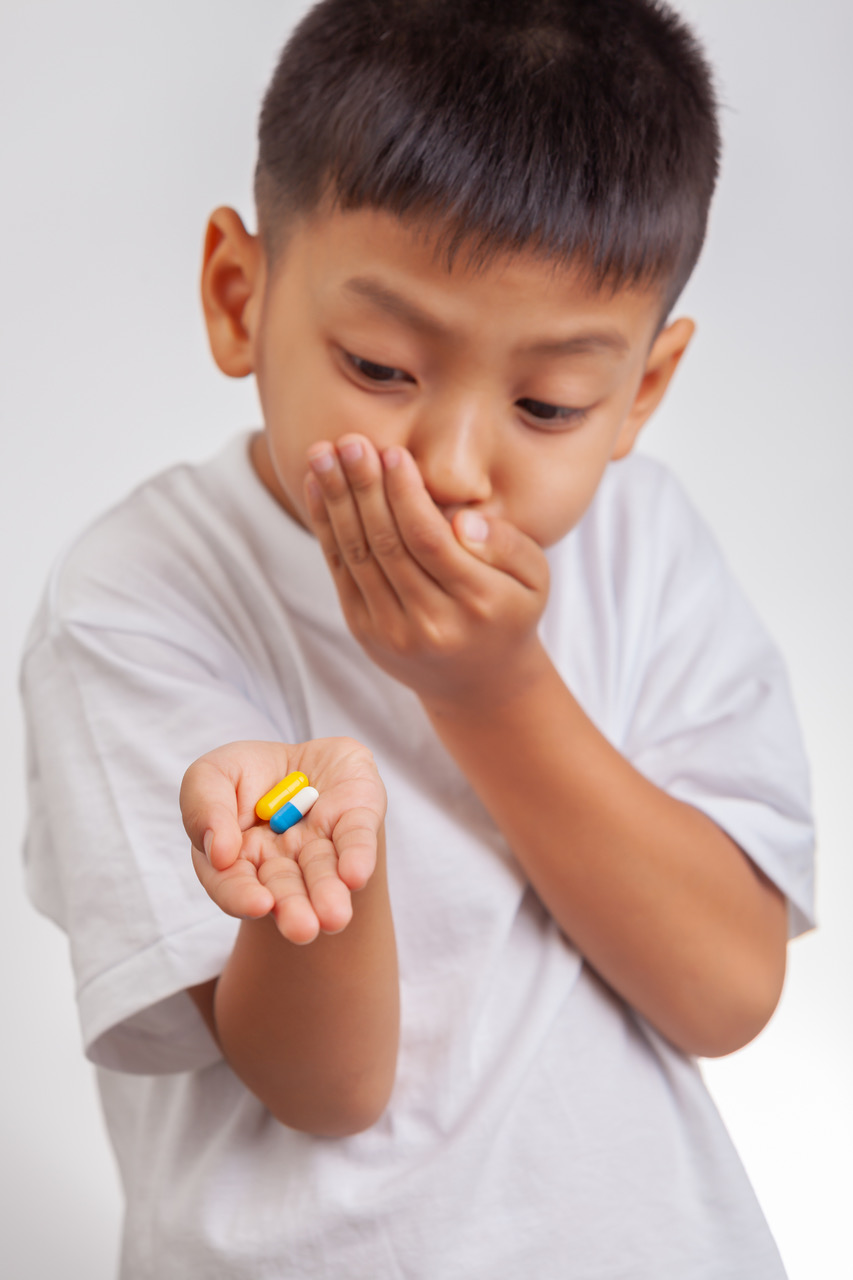Kids Take Their Medicine with MEDCOAT