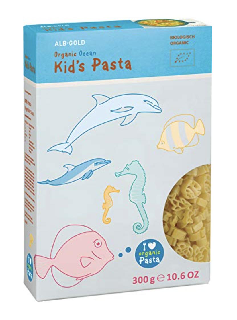 organic Ocean Pasta