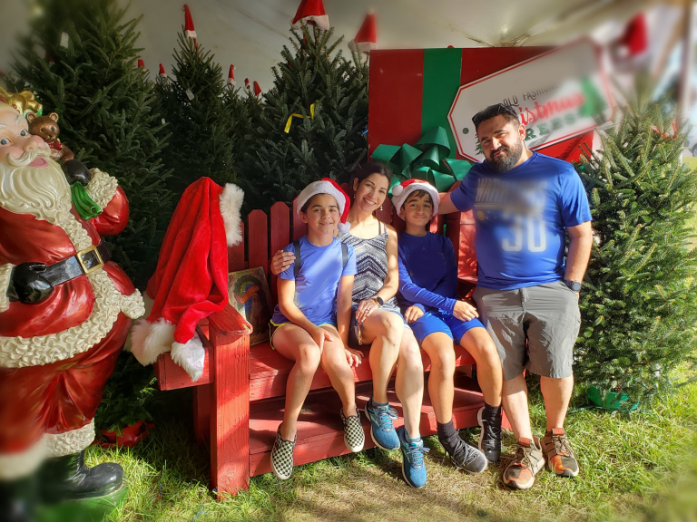 A REAL Christmas tradition