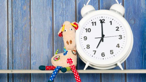Healthy Sleep – An Early Bedtime