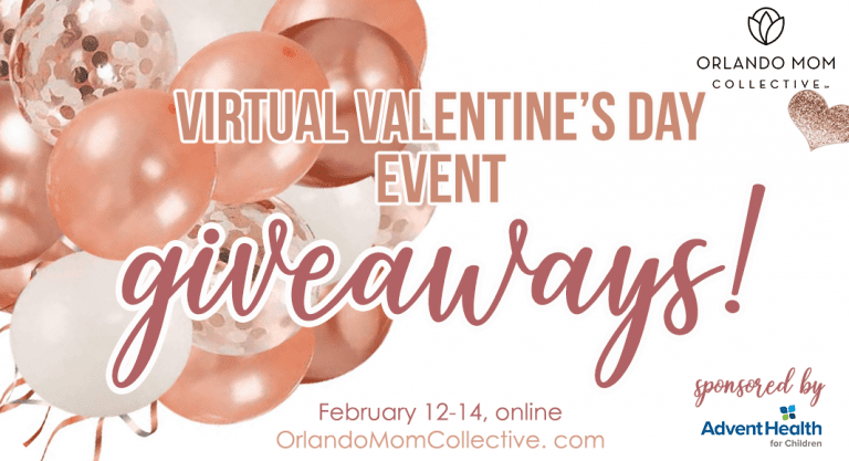 Virtual Valentine's Day Party GIVEAWAYS!