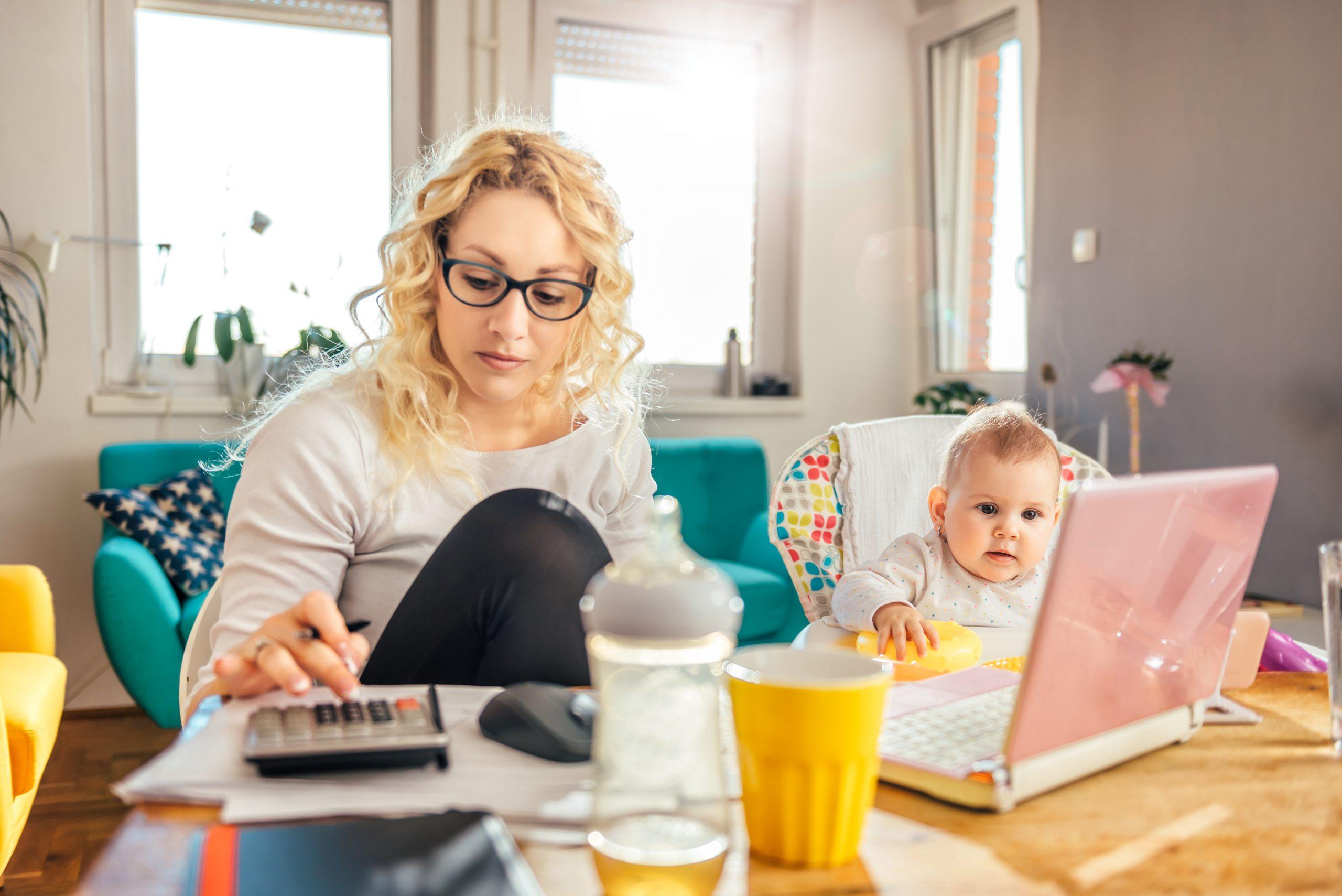Finances as a Single Mom