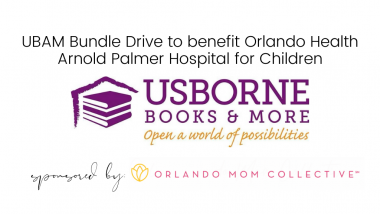 book drive to benefit Arnold Palmer Hospital