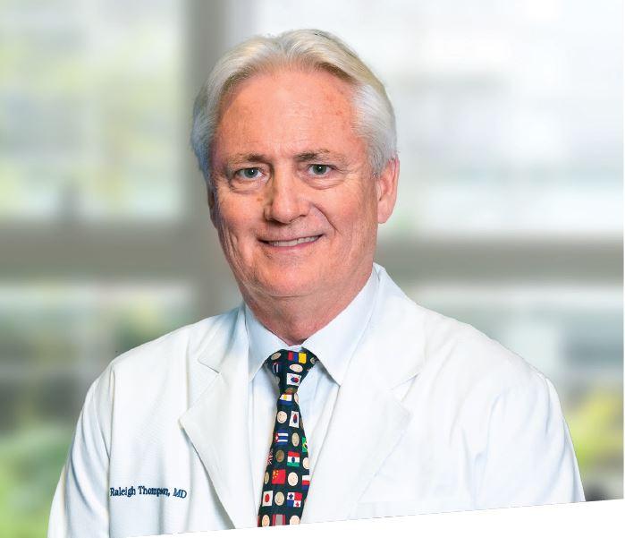 Pediatric Surgeon Raleigh Thompson, MD