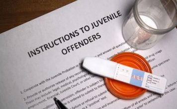 What do to if your child is find themselves on the wrong side of the law