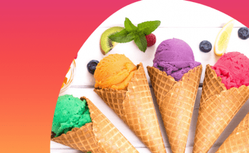 The guide to the BEST ice cream in Central Florida!