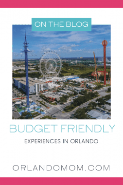 Budget Friendly things to do in Orlando
