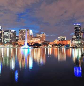 Best of Orlando date night + moms night out